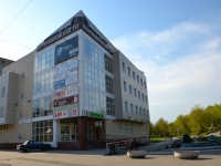 Perm, Petropavlovskaya st, house 113. office building