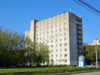 Пермь, общежитие ПГНИУ, №5, улица Петропавловская, дом 115