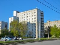 Пермь, общежитие ПГНИУ, №6, улица Петропавловская, дом 117