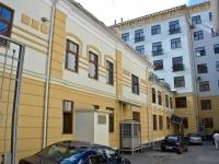 彼尔姆市, 写字楼 ГРАНД, Petropavlovskaya st, 房屋 41