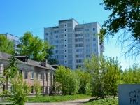 Пермь, улица Свиязева, дом 8. многоквартирный дом