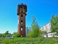 Пермь, улица Свиязева. неиспользуемое здание