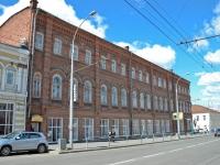 Perm, school №21, Sibirskaya st, house 23