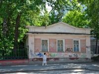 Perm, Sibirskaya st, house 28. service building