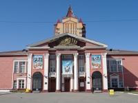 彼尔姆市, 文化宫 Пермский дом офицеров, Sibirskaya st, 房屋 59
