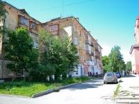 Пермь, улица Сибирская, дом 61. многоквартирный дом