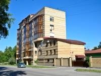 Perm, Sibirskaya st, house 65А. Apartment house