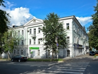 Пермь, улица 25 Октября, дом 6. офисное здание