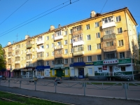 Perm, Plekhanov st, house 32. Apartment house