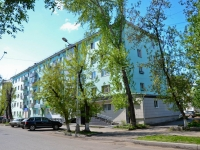 Perm, Plekhanov st, house 33. Apartment house
