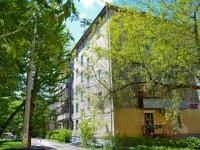 Пермь, улица Плеханова, дом 34А. многоквартирный дом