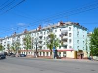 Пермь, улица Плеханова, дом 35. многоквартирный дом
