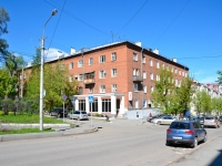 Perm, Plekhanov st, house 39. Apartment house