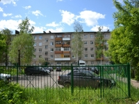 Perm, Plekhanov st, house 58. Apartment house