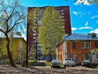 Perm, Plekhanov st, house 59А. Apartment house