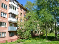 Perm, Plekhanov st, house 71. Apartment house