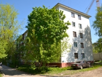 Perm, Plekhanov st, house 73. Apartment house