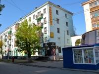 Пермь, улица Хохрякова, дом 25. многоквартирный дом