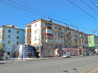 Perm, Khokhryakov st, house 27. Apartment house