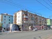 Пермь, улица Хохрякова, дом 27. многоквартирный дом