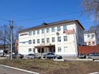 Пермь, улица Дзержинского, дом 1Б. колледж Финансово-экономический