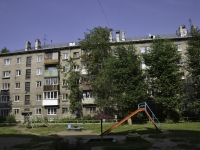 Perm, Turgenev st, house 12. Apartment house