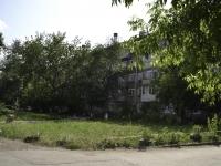 Perm, Turgenev st, house 18/2. Apartment house