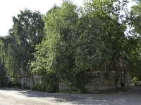 Perm, Turgenev st, house 20. Apartment house