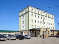Пермь, улица Данщина, дом 1А. завод (фабрика) Пермский мукомольный завод