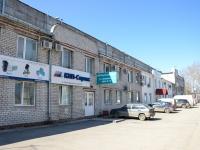 Пермь, улица Данщина, дом 4А. офисное здание
