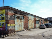 Пермь, улица Данщина, дом 6А к.4. гараж / автостоянка