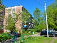 Пермь, улица Грузинская, дом 3. многоквартирный дом