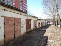 Пермь, улица Грузинская. хозяйственный корпус