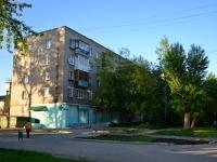 Пермь, улица Толмачева, дом 4. многоквартирный дом