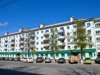 Пермь, улица Толмачева, дом 34. многоквартирный дом