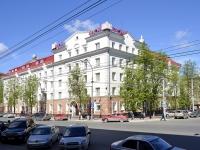 Пермь, улица Толмачева, дом 41. офисное здание