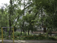Perm, Kosmonavtov road, house 55. Apartment house