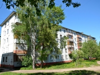 Perm, Kosmonavtov road, house 94. Apartment house