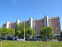 Perm, Kosmonavtov road, house 113А. Apartment house
