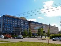 Perm, factory Пермская печатная фабрика Гознака, Kosmonavtov road, house 115