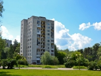 Perm, Kosmonavtov road, house 127. Apartment house