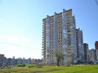 Perm, Gagarin blvd, house 44А. Apartment house