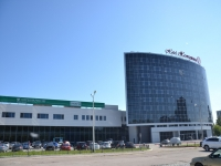 Perm, hotel Жемчужина, Gagarin blvd, house 65А