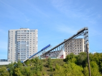 Пермь, Гагарина бульвар, дом 28. общежитие