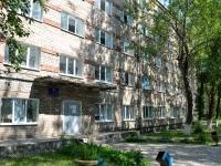 Пермь, Гагарина бульвар, дом 35. общежитие