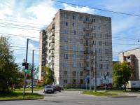 Пермь, Гагарина бульвар, дом 32А. многоквартирный дом
