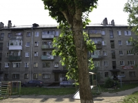 Perm, Druzhby st, house 16. Apartment house