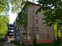 Perm, Krupskoy st, house 49. Apartment house