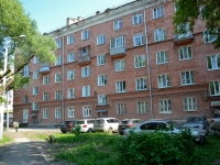 Perm, Krupskoy st, house 27. Apartment house