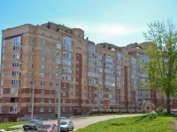Perm, Makarenko st, house 6. Apartment house
